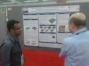 Tahsin Ahmed at IEEE/OSA Conference on Lasers and Electro-Optics (CLEO)